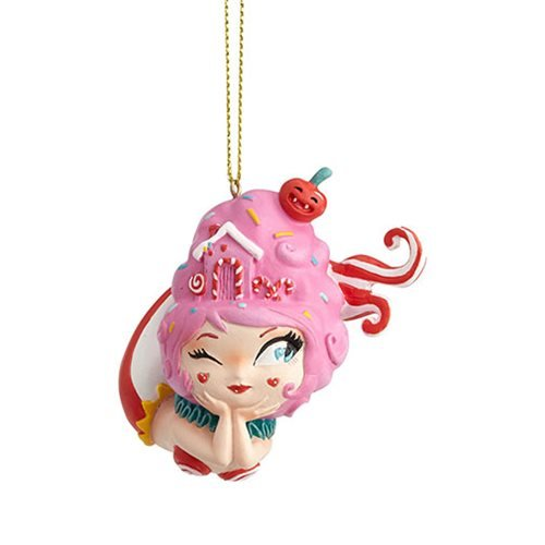 The World of Miss Mindy Cotton Candy Fairy Ornament