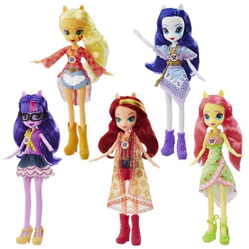 My Little Pony Legends of Equestria Girls Boho Wave 1 Case