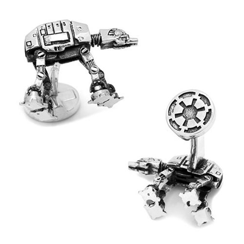 Star Wars Imperial Walker 3D Cufflinks