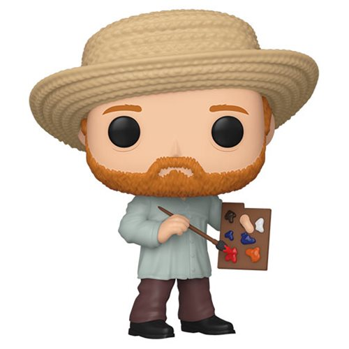 Vincent van Gogh Pop! Vinyl Figure