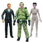 Ghostbusters Select Series 4 Action Figure Set