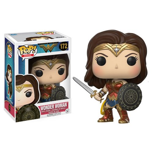 Wonder Woman Movie Pop! Vinyl Figure