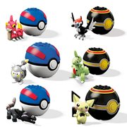 Mega Construx Pokemon Poke Ball Series 7 Case