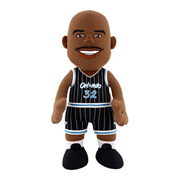 NBA Orlando Magic Shaquille O'Neal Black Jersey 10-Inch Plush Figure