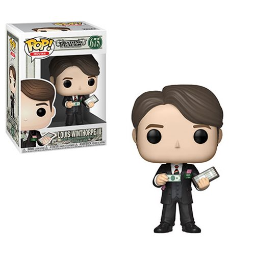 Trading Places Louis Winthorpe III Pop! Vinyl Figure #675