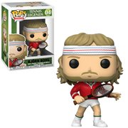 Tennis Legends Bjorn Borg Pop! Vinyl Figure