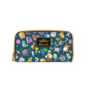 Pokemon First Gen Zip-Around Wallet