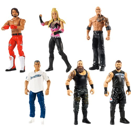 WWE Basic Figure Series 78 Action Figure Case
