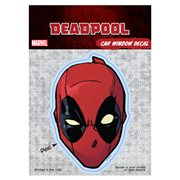 Deadpool Mask Decal
