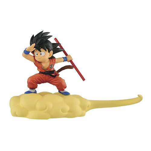 Dragon Ball Son Goku Kintoun Figure Statue