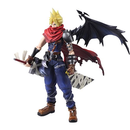 Final Fantasy VII Bring Arts Cloud Strife Variant Form Action Figure