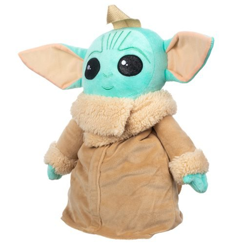 Mandalorian The Child Plush Backpack