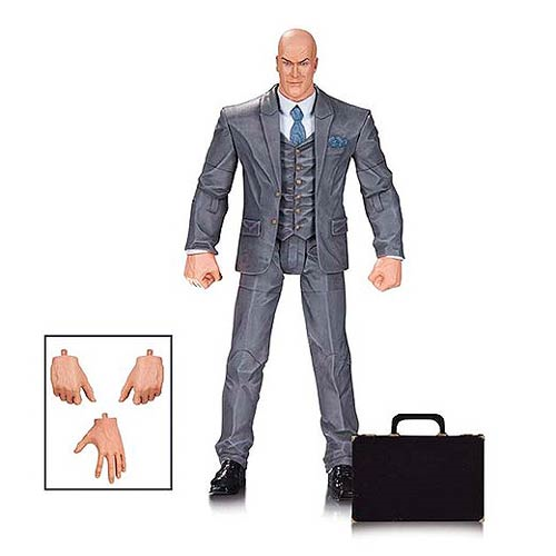 DC Comics Designer Series Lex Luthor by Lee Bermejo Action Figure