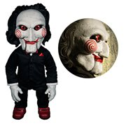 Saw Billy Mega-Scale with Sound 15-Inch Doll