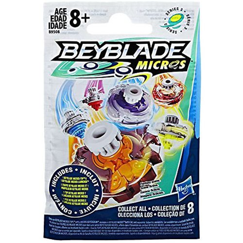 Beyblade Micros Series 3 Blind Bag Case