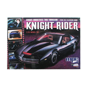 Knight Rider KITT 1982 Pontiac Firebird 1:25 Model Kit