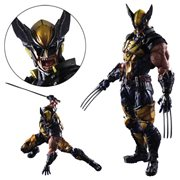 Marvel Universe Wolverine Variant Play Arts Kai Action Figure