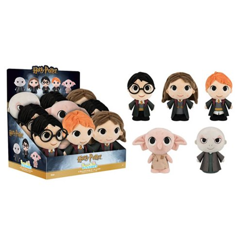 Harry Potter 8-Inch Super Cute Plushies Display Case