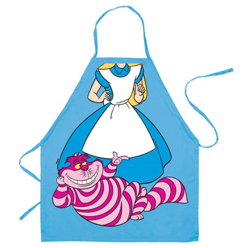 Alice in Wonderland Be the Character Kids Apron