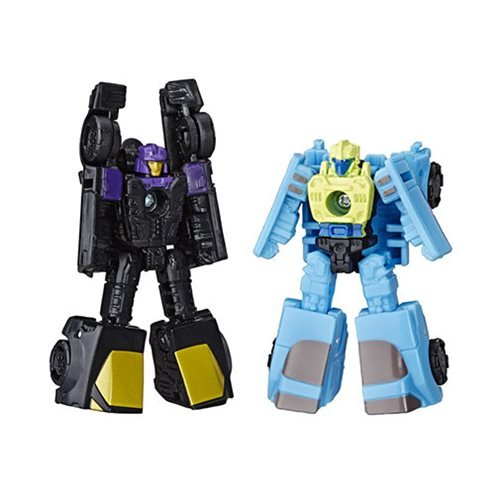 Transformers Generations Siege Micromasters Wave 3 Case