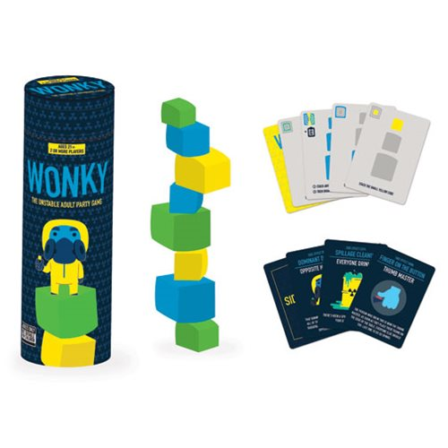 Wonky The Unstable Adult Party Game