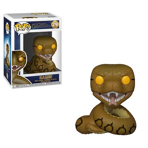 Fantastic Beasts 2 Nagini Pop! Vinyl Figure #29