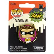 Batman Classic 1966 TV Series Catwoman Pop! Pin