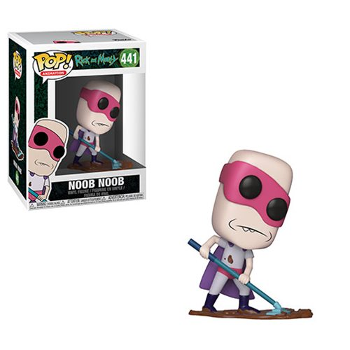Rick and Morty Noob-Noob Pop! Vinyl Figure #441