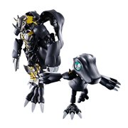 Digimon 08 Black Wargreymon Digivolving Spirits Action Figure