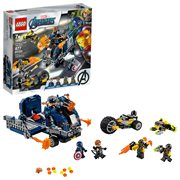 LEGO 76143 Marvel Super Heroes Avengers Truck Take-down