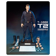 Terminator 2 Judgement Day T-1000 HD Masterpiece 1:4 Scale Figure