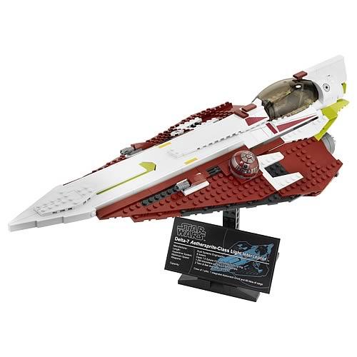 LEGO Star Wars Clone Wars Obi-Wan Kenobi's Jedi Starfighter