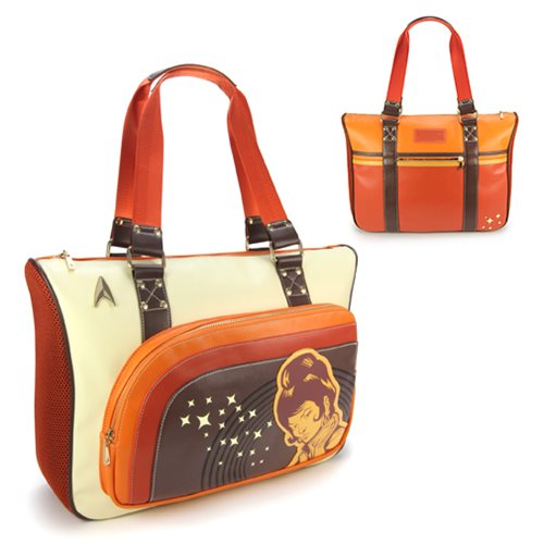 Star Trek: The Original Series Uhura Retro Space Tote Purse