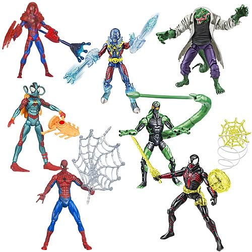 Spider-Man 3 3/4-Inch Action Figures Wave 6