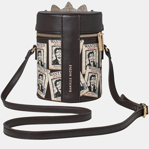 Rapunzel Wanted Cylinder Crossbody Purse