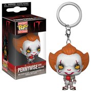 It Pennywise with Balloon Pocket Pop! Key Chain