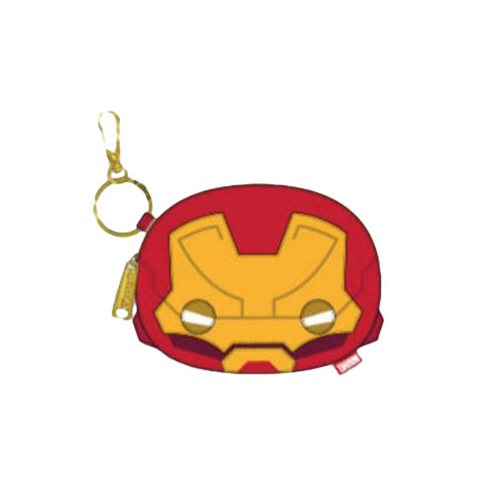 Iron Man Chibi Coin Bag
