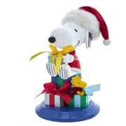 Peanuts Snoopy and Woodstock 8-Inch Table Decor