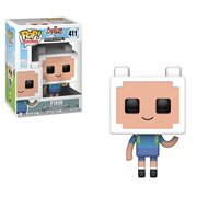 Minecraft: Adventure Time Finn Pop! Vinyl Figure #411
