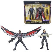 Marvel Legends Winter Soldier and Falcon 6-Inch Figures