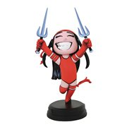 Marvel Animated Elektra Statue