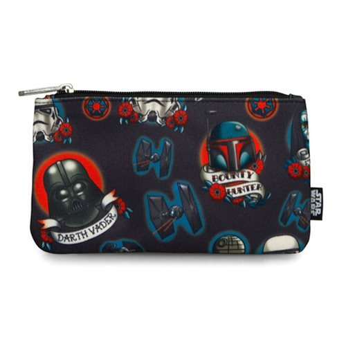 Star Wars Dark Side Tattoo Pencil Case