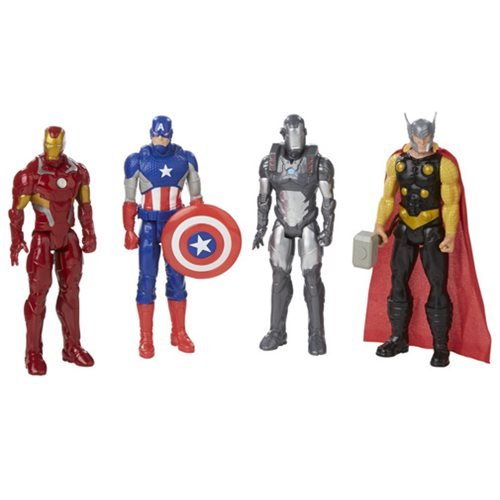 Avengers Titan Hero 12-Inch Action Figures Wave 1 Case