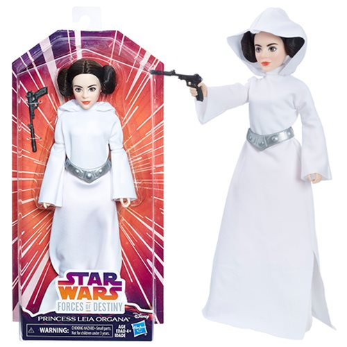 Star Wars Forces of Destiny Princess Leia Basic Adventure Doll