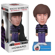 Big Bang Theory Howard Wolowitz Bobble Head