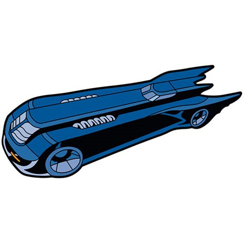 Batman: The Animated Series Batmobile Mega Magnet