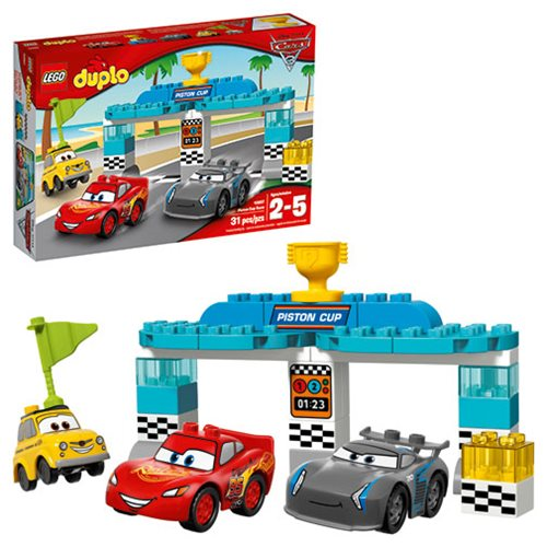 LEGO DUPLO 10857 Cars Piston Cup Race