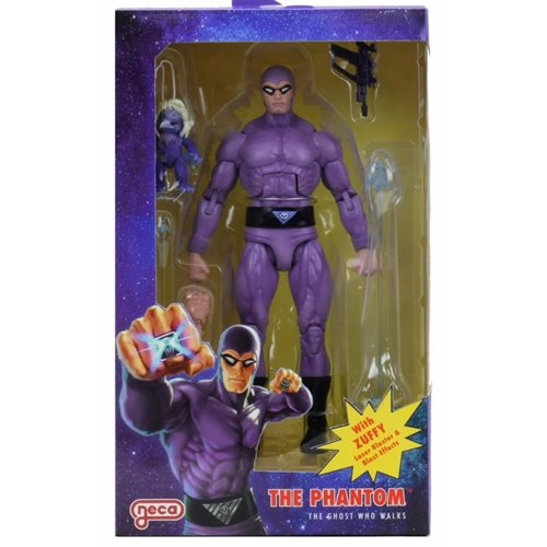 King Features The Defenders of the Earth Series 1 7-Inch Scale Action Figure Case
