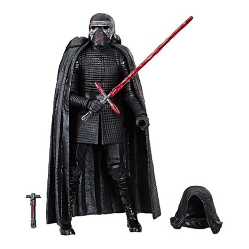 Star Wars The Black Series The Rise of Skywalker Supreme Leader Kylo Ren 6-Inch Action Figure