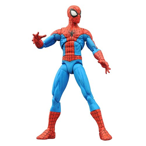 Marvel Select Spectacular Spider-Man Action Figure